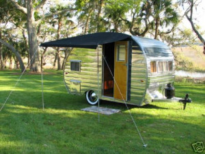 RVs Insurance - Teardrop trailer