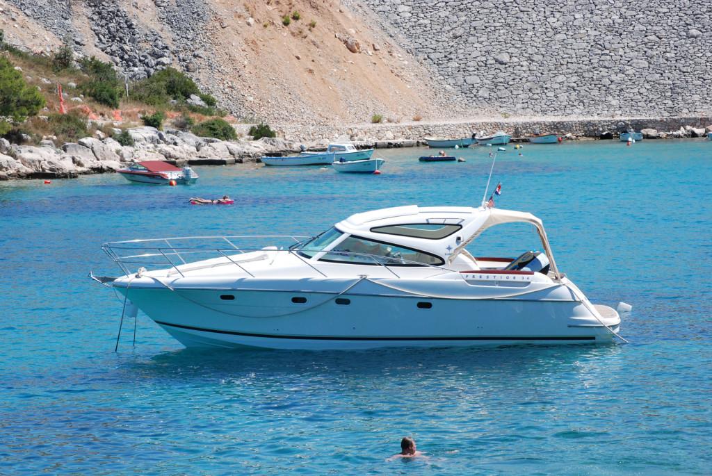 Boat Insurance - Boat on water