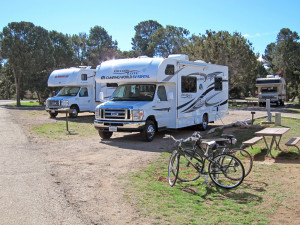 can a 30 amp rv hook up to 50 amp service