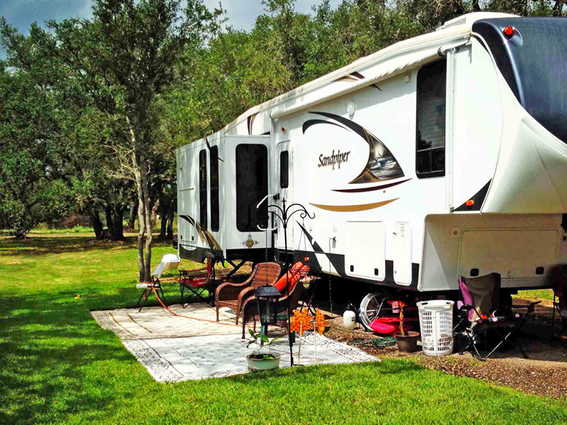 How To Set Up An Amazing RV Patio