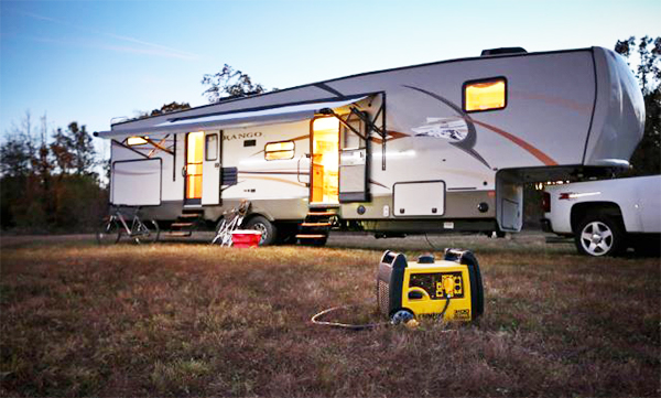 How to choose the right generator for your rv - Choosing a gasoline powered generator ...