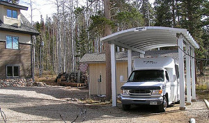 seasonal RV insurance