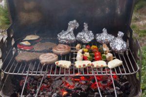 campfire recipes: dinner