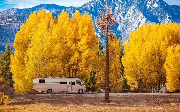 The Top 6 Fall RV Destinations in California
