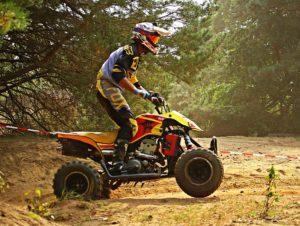 ATV insurance motocross