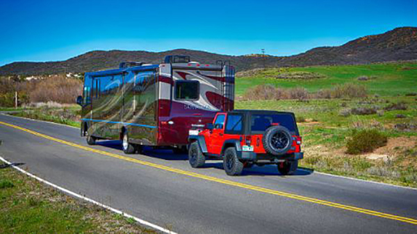 RV Towing Safety: Choosing the Right Dinghy Brakes, the Right Car & More