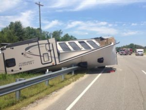 RV accidents