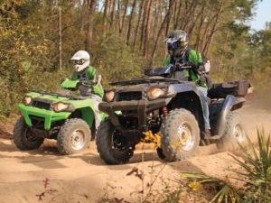 OHV trails