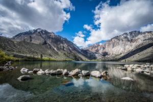 summer campsites Convict Lake