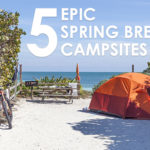 best campsites to park your RV