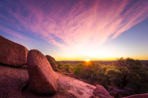best campsites - enchanted rock texas