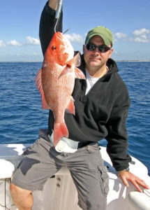 fishing spots red snapper