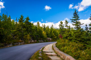 Acadia National Park Maine campsites