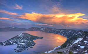 crater lake national park campsites