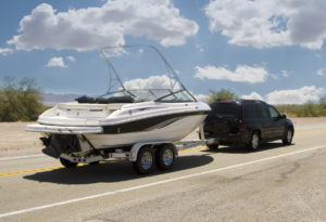 boat insurance towing