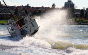 boat insurance accident