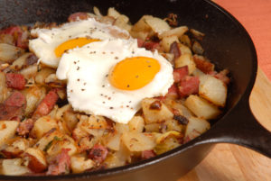 sausage hash campfire recipes