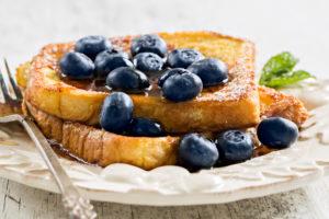 cinnamon blueberry bread campfire recipes