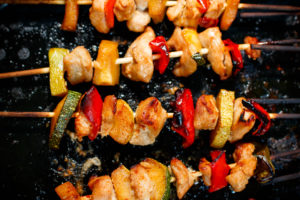pineapple bbq chicken campfire recipes