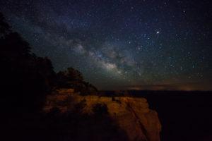 grand canyon stargazing