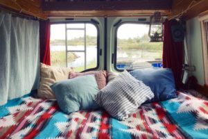 sleep better in your RV