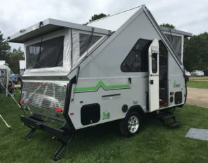 newport aliner pop-up campers