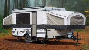 coachmen clipper pop-up campers