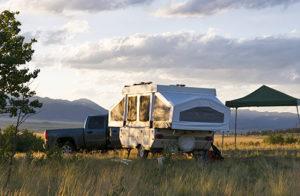 pop-up campers
