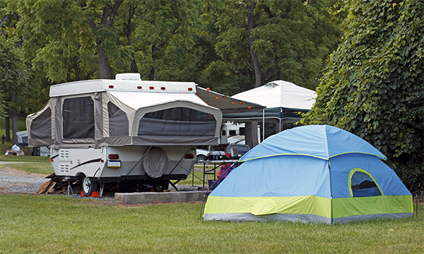 Top 8 Pop-Up Campers For Easy Towing