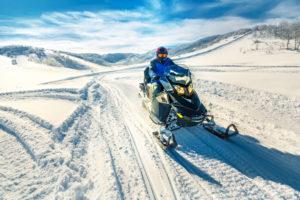 snowmobiling in colorado