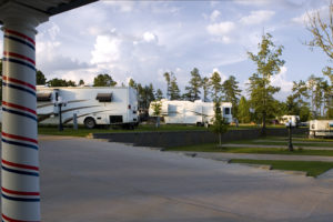recreational vehicle park