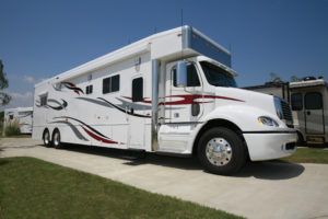 motorhome recreational vehicle
