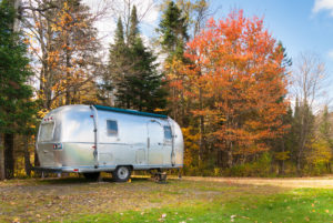 travel trailer airstream RV