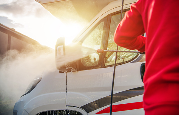 RV Spring Cleaning Part 1: 8 Tips for Cleaning Your RV Exterior