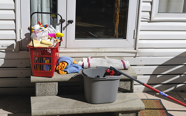 RV Spring Cleaning Part 2: How to Clean Your RV Bathroom, Kitchen & More