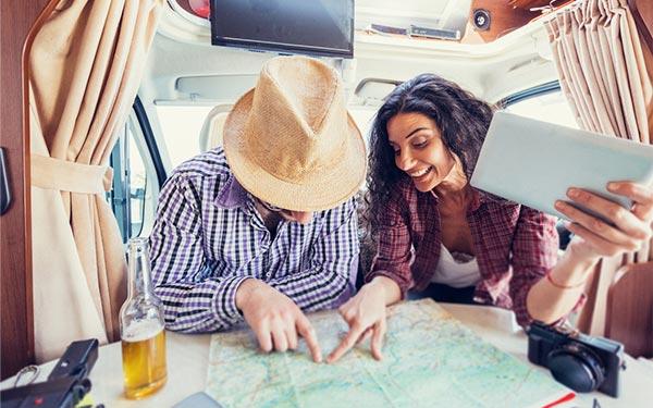 Is RV Travel or Air Travel Cheaper?