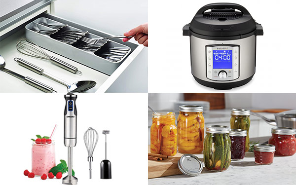 13 Kitchen Gadgets Every RVer Needs to Save Space