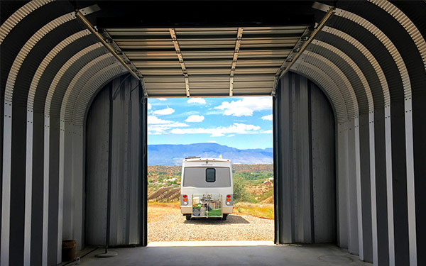 How to Save Money on RV Insurance When Your RV is in Storage