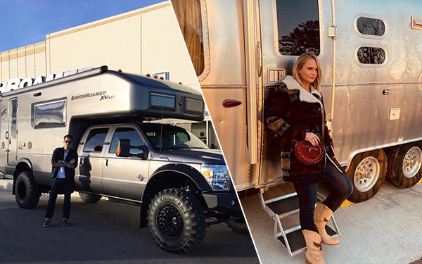 Did You Know These Celebrities Own an RV?
