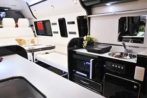 rv interior - specialty rv insurance