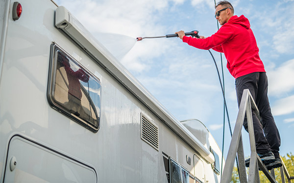 10 Best Cleaning Supplies and Tips for Washing Your RV