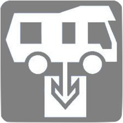 rv dump icon