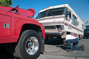 towing an rv - rv insurance