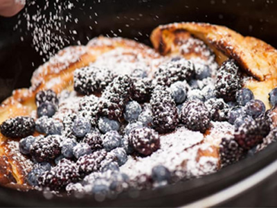 mixed berry dutch oven