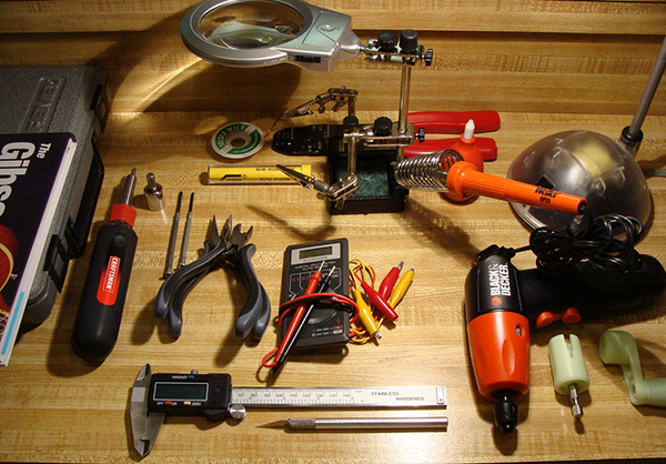 Checklist of Tools You Need to Keep in Your RV