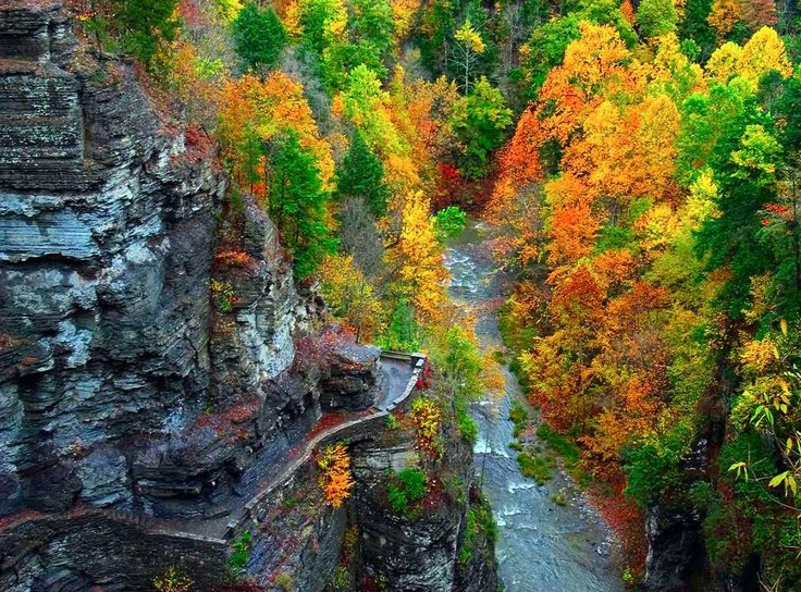 The Top 10 Fall RV Destinations in the U.S.