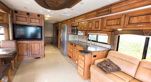 How to Turn Your RV into a Tiny House