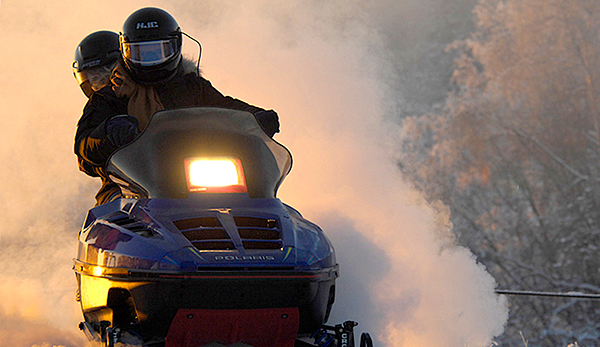 Why Should I Take a Snowmobile Safety Class?